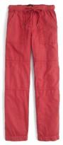 J.Crew Women's Pull-On Cargo Pants