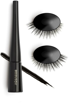 Mirenesse Magnomatic 24-Hour Reusable Magnetic Eyeliner & Lash Kit - Valentina Volume