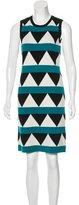 Milly Sleeveless Patterned Dress