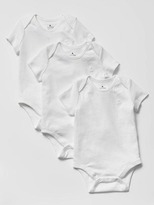 Gap Favorite short-sleeve bodysuit (3-pack)