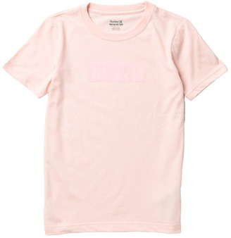 Hurley One & Only Box Logo T-Shirt