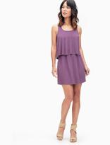 Splendid Rayon Voile Twofer Dress