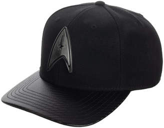 Bioworld Men's Baseball Caps - Star Trek Textured Federation Symbol Baseball Cap