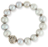 Stephen Dweck Baroque Pearl Bracelet