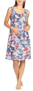 Savi Mom Cassidy Lounge Dress/Nightie Maternity and Nursing
