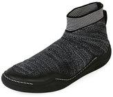 Lanvin Men's Mesh Low Sock Runner Sneaker