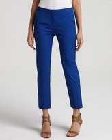 Ankle Length Skinny Pants
