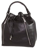 Kenneth Cole New York No Slouch Drawstring Shoulder Bag