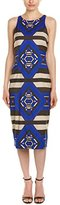 Mara Hoffman Women's Printed Sleeveless Midi Dress