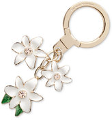 Kate Spade Triple Flower Key Fob
