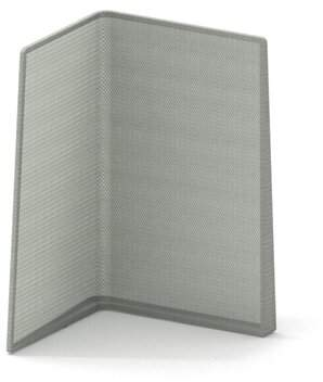 """Steelcase Campfire Screen 3 Panels Room Divider, 54"""" H x 37.5"""" W Orientation: Left Hand Facing"""