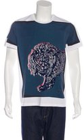 Louis Vuitton Felted Foo Dog T-Shirt