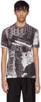 Dolce & Gabbana Black '010626' Marilyn T-Shirt