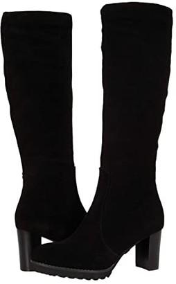 Blondo Randa Waterproof Boot (Black Suede) Women's Boots