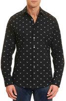 Robert Graham Inland Empire Sport Shirt, Black
