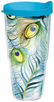 Tervis Peacock Feathers Tumbler