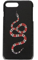 Gucci snake iPhone 7+ case - men - Leather - One Size