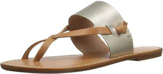 Soludos Women's Slotted Thong Sandal Flat