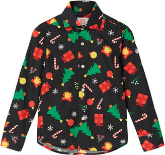 OppoSuits Christmas Icons Shirt