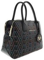 Versace Ee1vrbby7 Black/multicolor Dome Stachel.