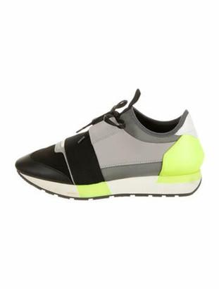 Balenciaga Race Runner Sneakers Grey