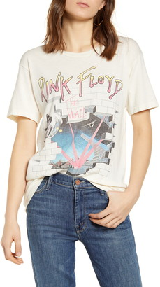 Daydreamer Pink Floyd The Wall Graphic Tee