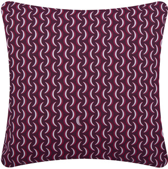 Fermob Bananes Outdoor Cushion - 45x45cm - Plum