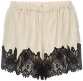 Gold Hawk Marilyn Lace Shorts