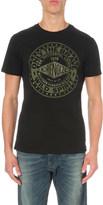 Diesel T-diego cotton-blend t-shirt