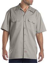 Dickies Men's Big-Tall Short-Sleeve Work Shirt