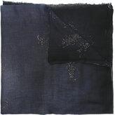 Avant Toi degradé scarf - unisex - Modal/Cashmere - One Size
