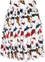 Philipp Plein pleated skirt - women - Polyester - S