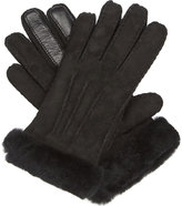 UGG Carter Smart sheepskin gloves