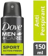 Dove Men+Care Sports Active Fresh Deodorant 150ml