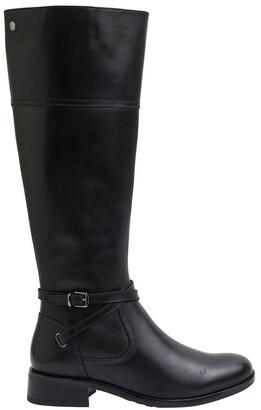 Jane Debster Ivana Black Glove Boots