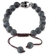 Guess Men`s Lapis Lazuli Bracelet