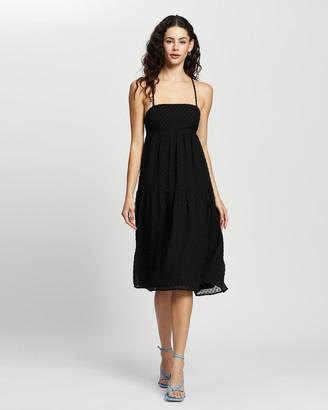 Atmos & Here Kryshell Midi Dress