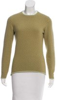 Calvin Klein Collection Cashmere Stripe Sweater