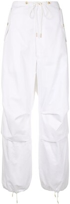 Dion Lee Parachute Loose-Fit Trousers
