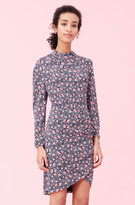 Rebecca Taylor Twilight Bloom Jersey Dress