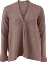 Brunello Cucinelli Linen Silk Cardigan