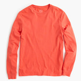 J.Crew Broken-in long-sleeve T-shirt