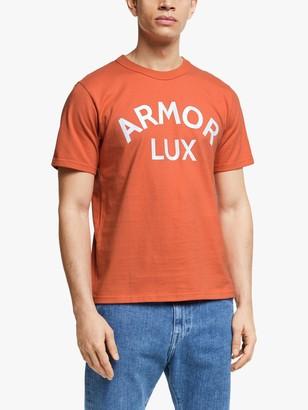Armor Lux Short Sleeve Logo T-Shirt