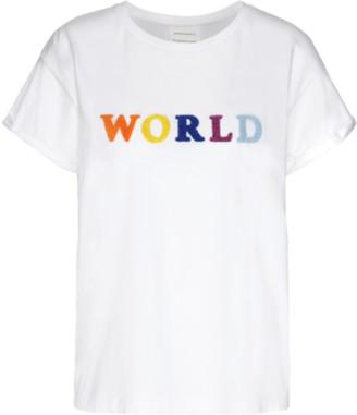 Armedangels Naalin World Organic Cotton T Shirt - M