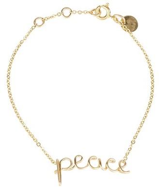 Atelier Paulin Richelieu Peace bracelet
