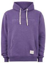 Criminal Damage Purple 'Hiber' Hoodie