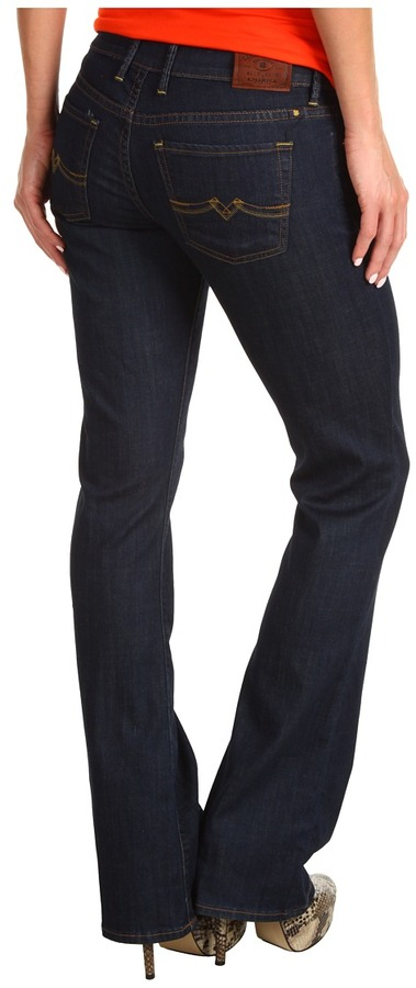 Lucky Brand Sweet N' Low Jean in Dark Jefferson (Dark Jefferson) - Apparel