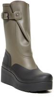 Hunter Galosh Low Wedge Waterproof Boot