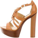 Rachel Zoe Platform Cage Sandals w/ Tags