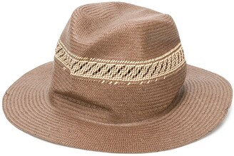 SuperDuper Hats Hobo waxed fedora hat